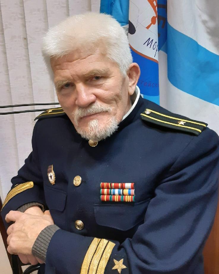 Ксензов Николай Егорович